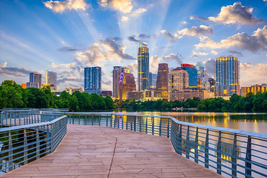Houston & Austin